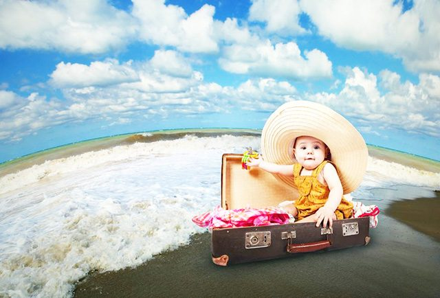 The Motherhood Diaries : 6 Tips for Holidaying with a Baby