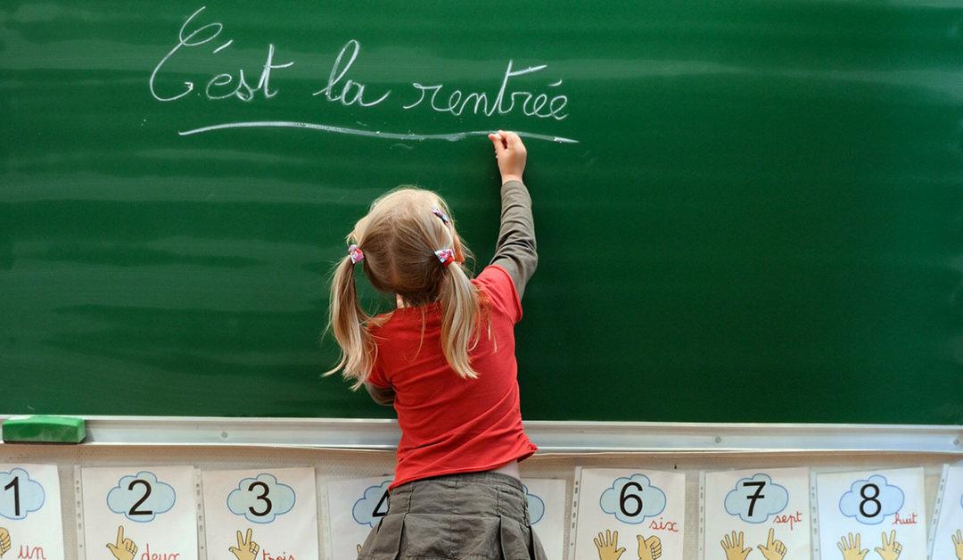 Back to school: rocking the rentrée like a français
